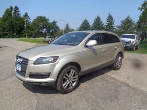 2009 Audi Q7 for sale at COUNTRYSIDE AUTO INC in Austin MN