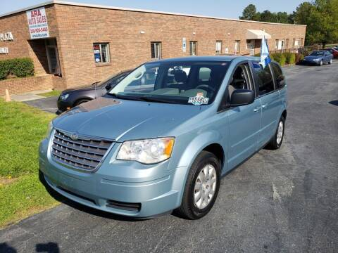 2009 Chrysler Town and Country for sale at ARA Auto Sales in Winston-Salem NC