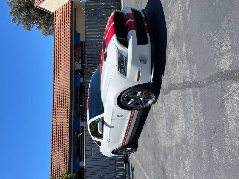 2010 Ford Shelby GT500 for sale at BSL Bay Sport & Luxury in Redwood City CA