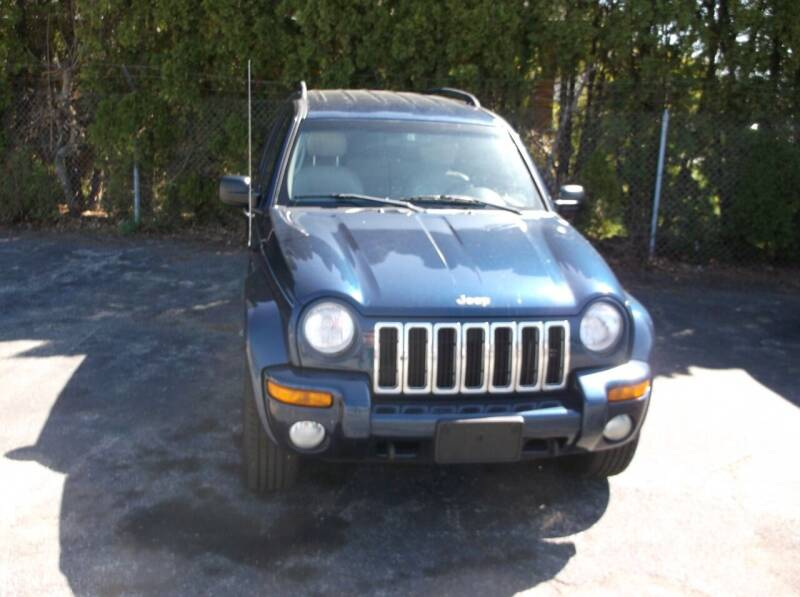 2003 Jeep Liberty for sale at M & N CARRAL in Osceola IN
