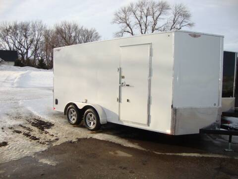 2021 H&H 7x16 for sale at Ditsworth Auto Sales in Bancroft IA