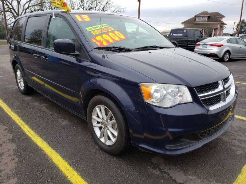 2013 Dodge Grand Caravan for sale at Low Price Auto and Truck Sales, LLC in Salem OR