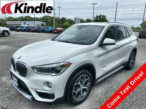 2016 BMW X1 for sale at Kindle Auto Plaza in Middle Township NJ