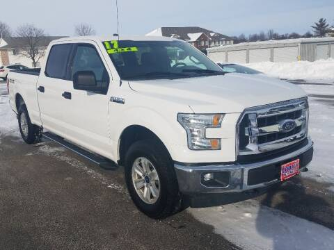 2017 Ford F-150 for sale at Cooley Auto Sales in North Liberty IA