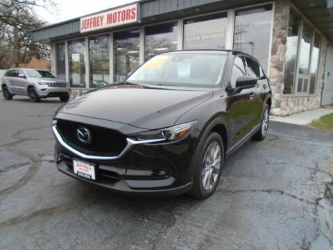 2020 Mazda CX-5 for sale at Jeffrey Motors in Kenosha WI