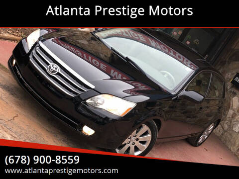 2005 Toyota Avalon for sale at Atlanta Prestige Motors in Decatur GA