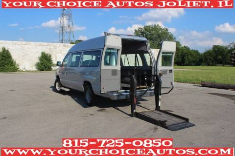 2011 Ford E-Series Wagon for sale at Your Choice Autos - Joliet in Joliet IL
