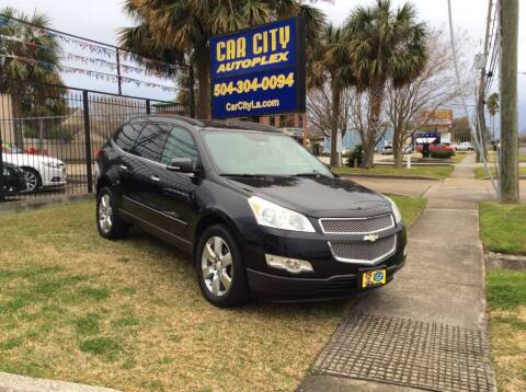 2011 Chevrolet Traverse for sale at Car City Autoplex in Metairie LA