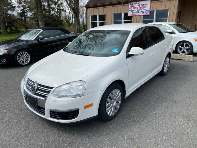 2009 Volkswagen Jetta for sale at Suburban Wrench in Pennington NJ