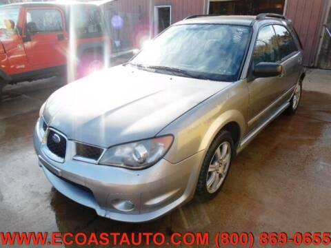 2006 Subaru Impreza for sale at East Coast Auto Source Inc. in Bedford VA