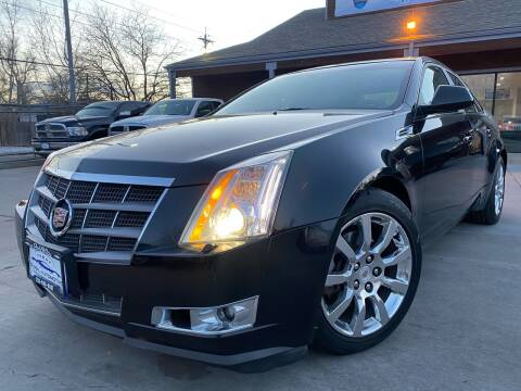 2009 Cadillac CTS for sale at Global Automotive Imports of Denver in Denver CO