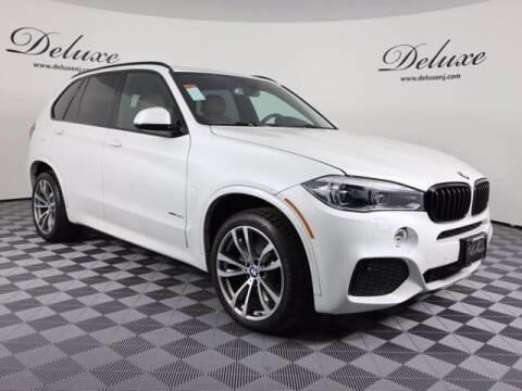 2017 BMW X5 for sale at DeluxeNJ.com in Linden NJ