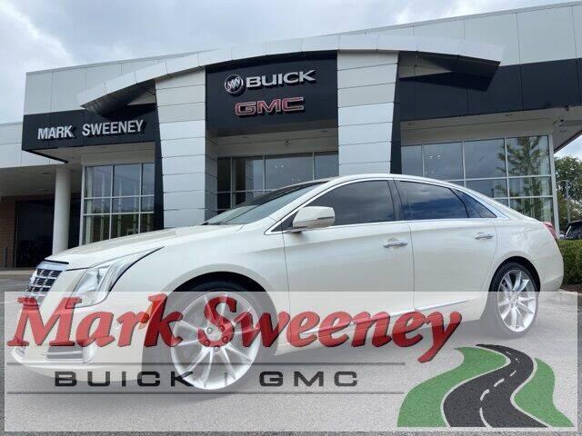 2015 Cadillac XTS for sale at Mark Sweeney Buick GMC in Cincinnati OH