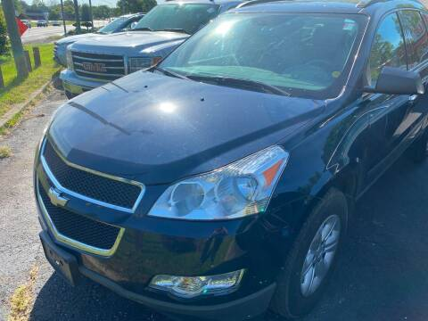 2012 Chevrolet Traverse for sale at Right Place Auto Sales in Indianapolis IN