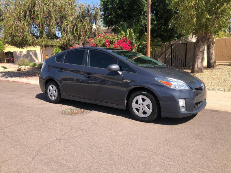 2010 Toyota Prius for sale at Arizona Hybrid Cars in Scottsdale AZ