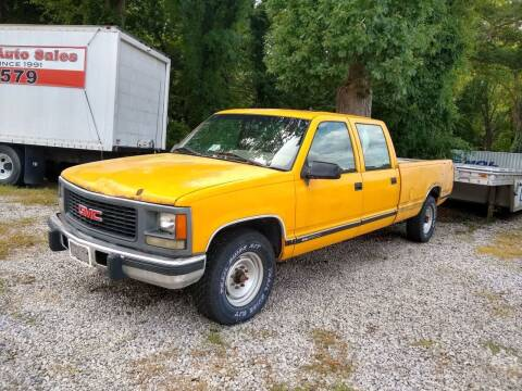 1995 GMC Sierra 3500 for sale at James River Motorsports Inc. in Chester VA