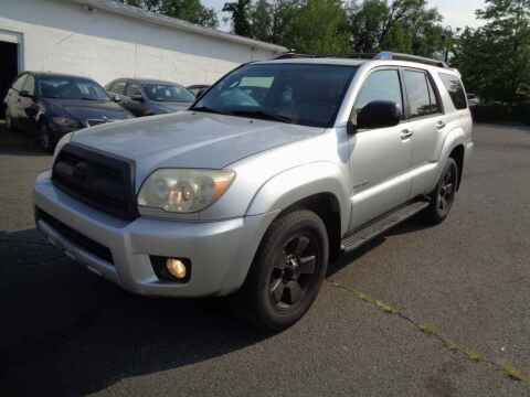 2006 Toyota 4Runner for sale at Purcellville Motors in Purcellville VA