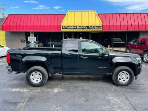 2018 Chevrolet Colorado for sale at Affordable Mobility Solutions, LLC - Standard Vehicles in Wichita KS