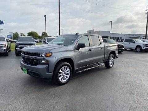 2020 Chevrolet Silverado 1500 for sale at DOW AUTOPLEX in Mineola TX