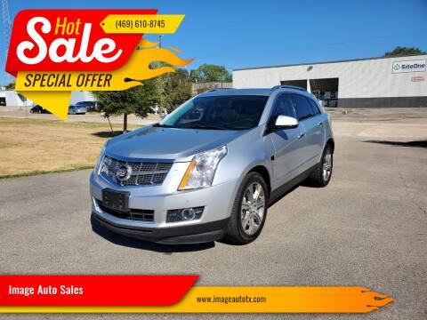2012 Cadillac SRX for sale at Image Auto Sales in Dallas TX