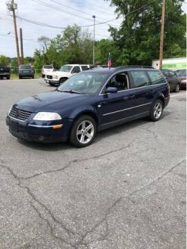 2004 Volkswagen Passat for sale at JTR Automotive Group in Cottage City MD
