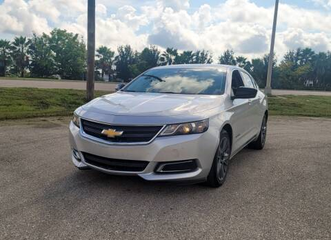 2015 Chevrolet Impala for sale at FLORIDA USED CARS INC in Fort Myers FL