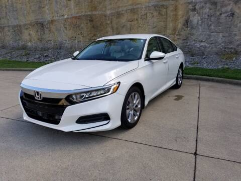 2020 Honda Accord for sale at Music City Rides in Nashville TN