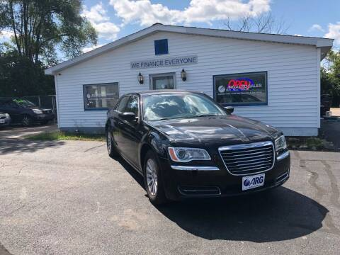2014 Chrysler 300 for sale at ARG Auto Sales in Jackson MI