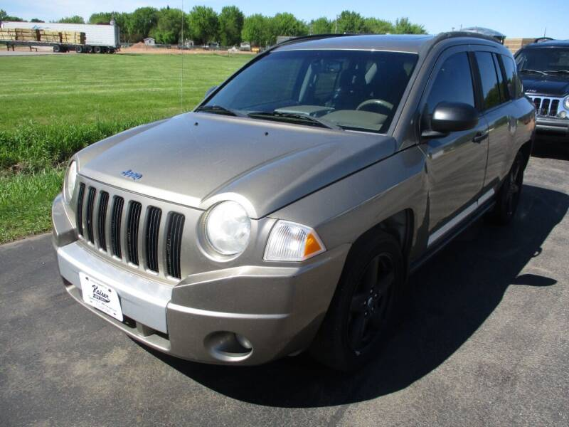 2007 Jeep Compass for sale at KAISER AUTO SALES in Spencer WI