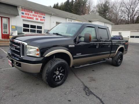 2006 Ford F-250 Super Duty for sale at Driven Motors in Staunton VA