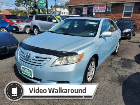 2007 Toyota Camry for sale at Kar Connection in Little Ferry NJ