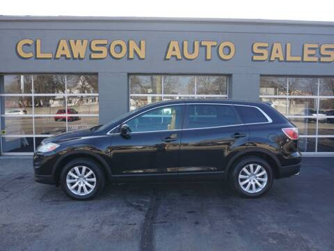 2010 Mazda CX-9 for sale at Clawson Auto Sales in Clawson MI