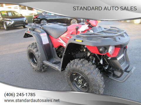 2021 Massimo MSA 150 for sale at Standard Auto Sales in Billings MT