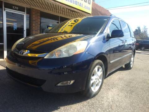 2006 Toyota Sienna for sale at Best Buy Auto in Mobile AL