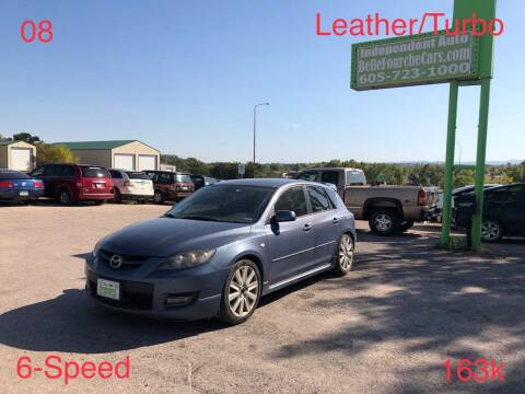 2008 Mazda MAZDASPEED3 for sale at Independent Auto in Belle Fourche SD