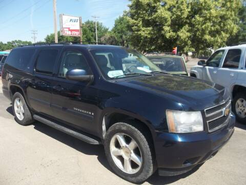 2007 Chevrolet Suburban for sale at A Plus Auto Sales in Sioux Falls SD