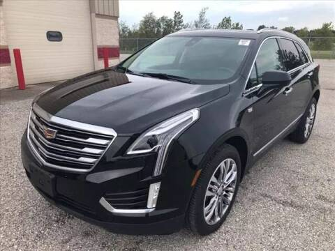 2017 Cadillac XT5 for sale at Auto Sales & Service Wholesale in Indianapolis IN
