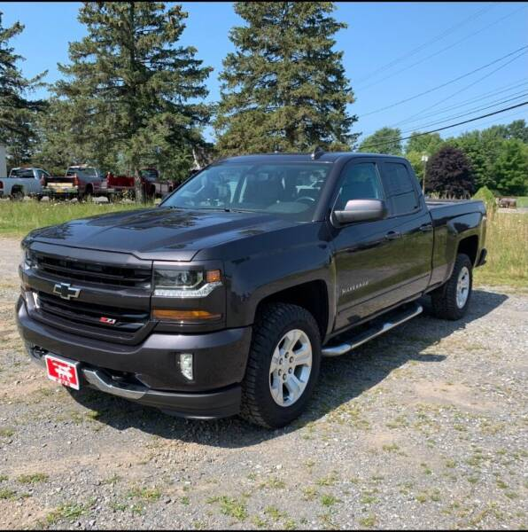 2016 Chevrolet Silverado 1500 for sale at American Best Auto Sales in Uniondale NY