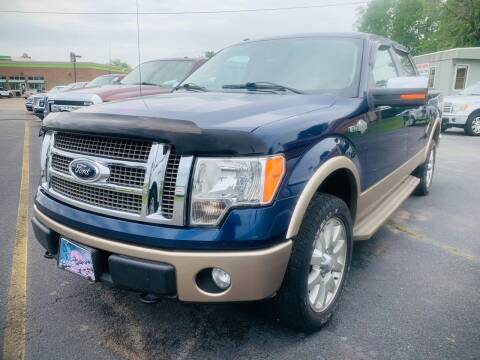 2012 Ford F-150 for sale at BRYANT AUTO SALES in Bryant AR
