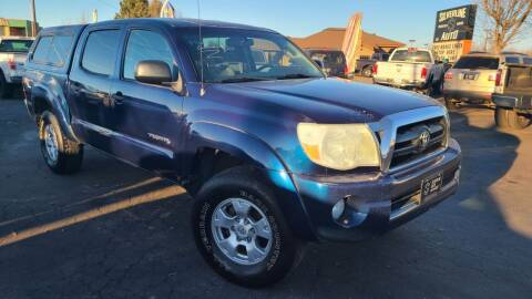 2006 Toyota Tacoma for sale at Silverline Auto Boise in Meridian ID