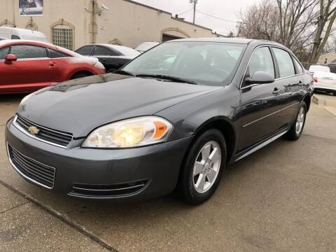 2011 Chevrolet Impala for sale at AAA Auto Wholesale in Parma OH