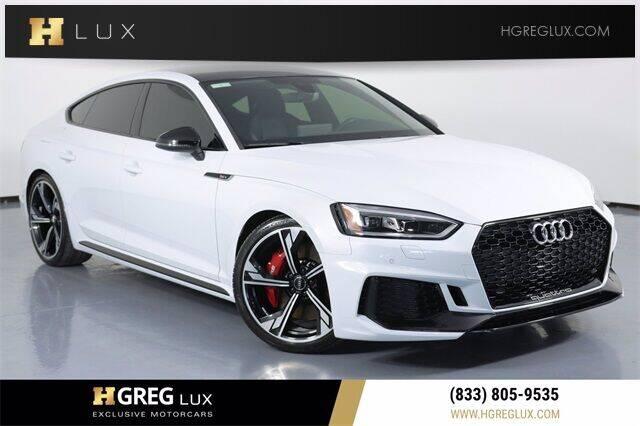 2019 Audi RS 5 Sportback for sale in Pompano Beach, FL