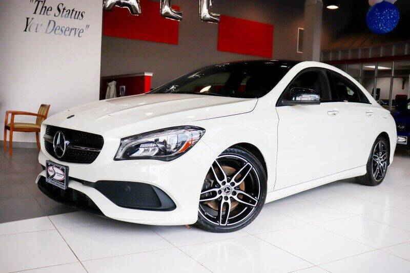2018 Mercedes-Benz CLA for sale at Quality Auto Center of Springfield in Springfield NJ