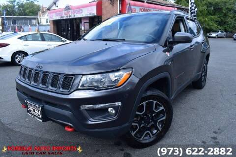 2019 Jeep Compass for sale at www.onlycarsnj.net in Irvington NJ