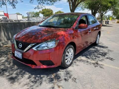 2016 Nissan Sentra for sale at Matador Motors in Sacramento CA