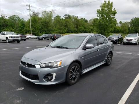 2017 Mitsubishi Lancer for sale at White's Honda Toyota of Lima in Lima OH