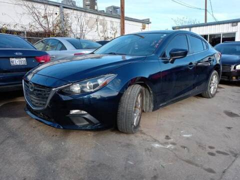 2014 Mazda MAZDA3 for sale at Auto Plaza in Irving TX