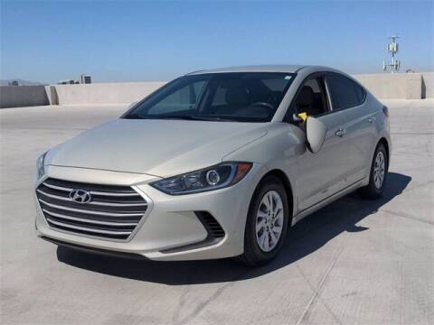 2017 Hyundai Elantra for sale at Camelback Volkswagen Subaru in Phoenix AZ