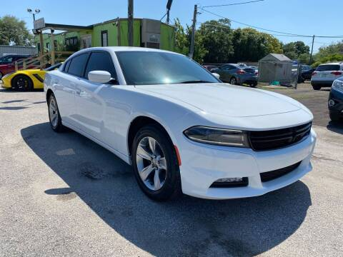2015 Dodge Charger for sale at Marvin Motors in Kissimmee FL