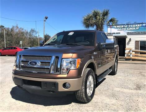 2012 Ford F-150 for sale at Emerald Coast Auto Group LLC in Pensacola FL
